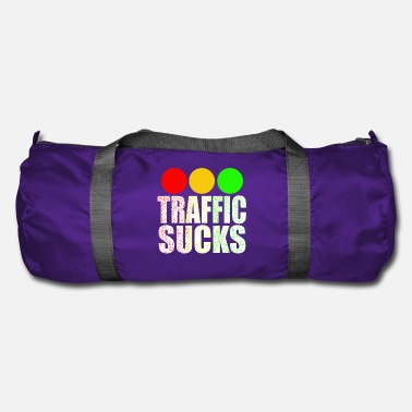 Traffic Traffic sucks - Duffle Bag