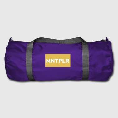 Montpellier France Mntplr Shirt Montpellier French - Duffel Bag
