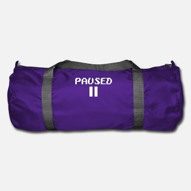 Pause pause - Duffle Bag