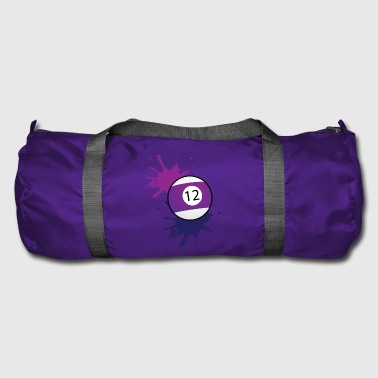 Billiard ball for all professionals - Duffel Bag