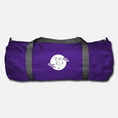 Tiger Shark Tiger shark logo - Duffel Bag
