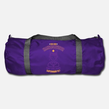 Recognition Nurse appealing recognition saying - Duffle Bag