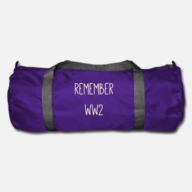 World War Ii World War II WW2 World War II - Duffle Bag