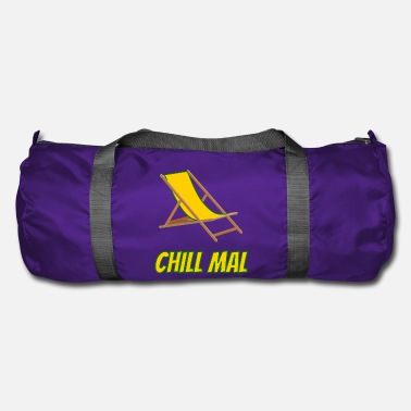 Deck Chair chill - deck chair - Duffel Bag