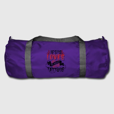 Tattoo Tattoo Jesus tattoos tattoo love gift - Bolsa de deporte