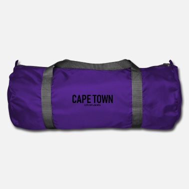 South Cape Town - City of Lights - Cape Town - South Africa - Duffel Bag