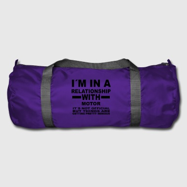 relationship with MOTOR SPORTS - Duffel Bag