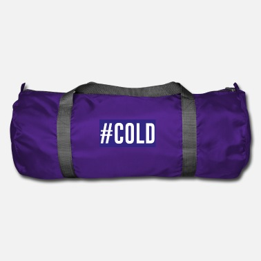 Cold #COLD - Duffel Bag