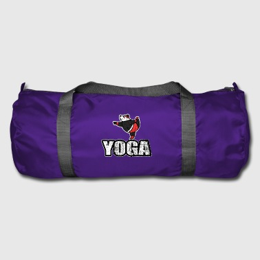 Yoga Dancing Bear Vintage Retro New Age - Sac de sport