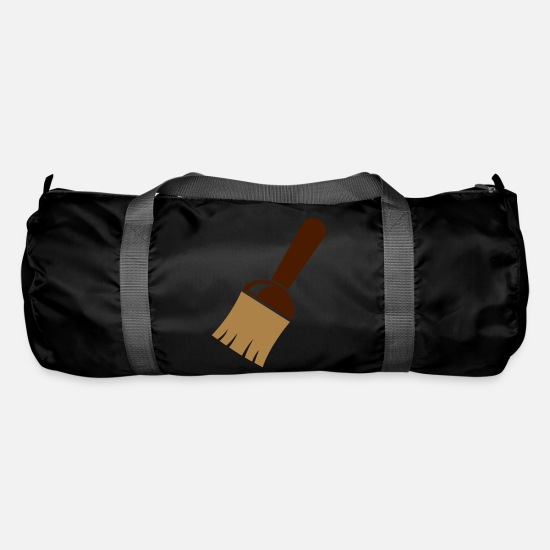 Brush Bags & Backpacks - brush - Duffle Bag black
