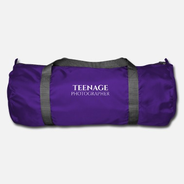 Teenager PHOTOGRAPHIE PHOTOGRAPHIE TEENAGER APPEL CADEAU - Sac de sport