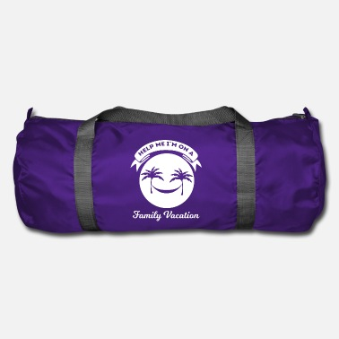 Vacation Family Vacation - Vacation - Vacation - Funny - Duffel Bag