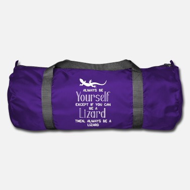 Lézard Lézard - Lézards - Lézards - Lol - Cadeau - Sac de sport