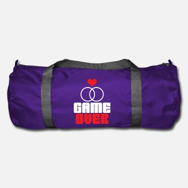 Game Over GAME OVER - Bolsa de deporte