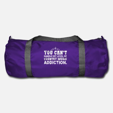 Country COUNTRY ADDICTION - Bolsa de deporte