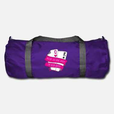 King Queen Queen King - Sac de sport