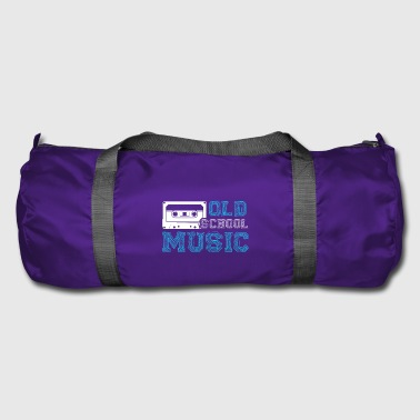 Old School Hip Hop Old School Music Cassette Mixtape Hip Hop - Duffel Bag