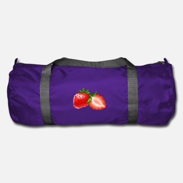 Fruit Fraises Fruit Fruit Fraise Fruit - Sac de sport