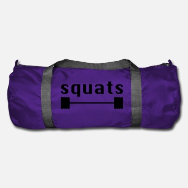 Squat squats - Sac de sport