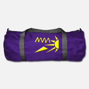 Sun Signs Sun - Duffle Bag