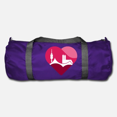 Munich heart - Duffle Bag