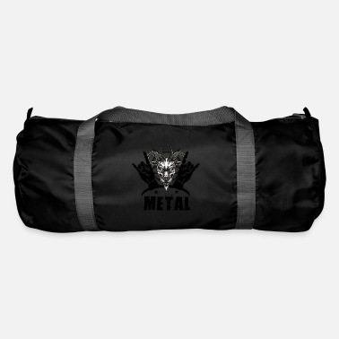 Metal Music metal music - Duffle Bag