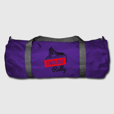 Enduro Rally - Duffel Bag