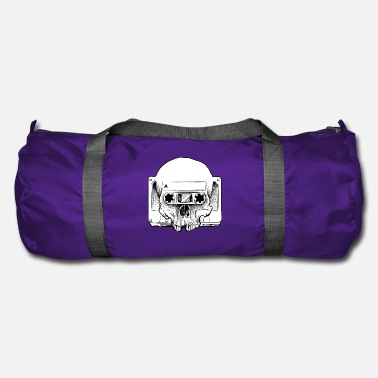Audio Audio Skull - Duffle Bag