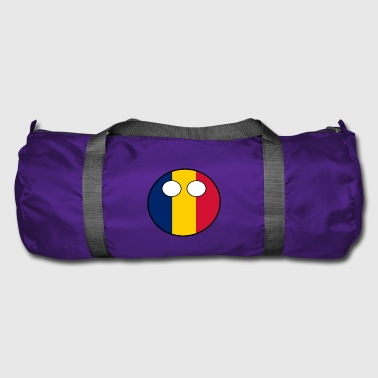 Chad Countryball Country Homeland Chad - Duffel Bag