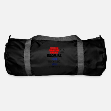 Furniture Custom furniture builder - Duffle Bag