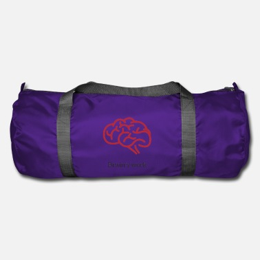 Worker Brain's work - Sac de sport