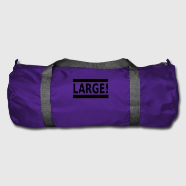 large - Duffel Bag