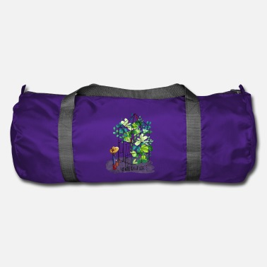 Gardener garden flower cute gift idea - Duffle Bag