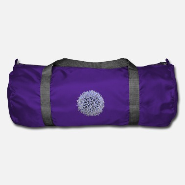 Lilac Large lilac flower - Duffel Bag