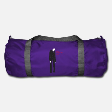 Slender Man Rejoice, The Slender Man Cometh! - Duffel Bag
