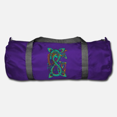 Celtic Celtic dragon - Sac de sport