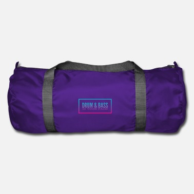 Drum N Bass DRUM N BASS - Duffel Bag