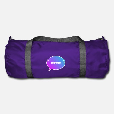 Surprise Surprise! - Duffel Bag