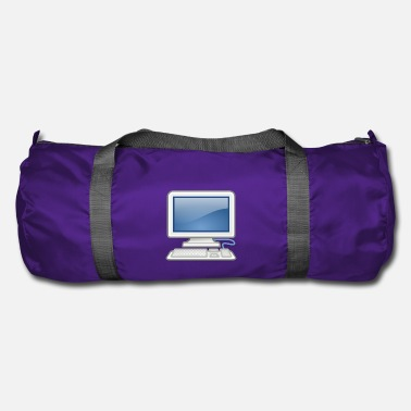 Pc great for PC nerds or PC in love - Duffle Bag
