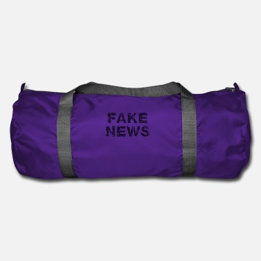 Fake FAKE NEWS - Sac de sport