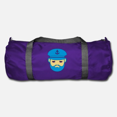 Captain Captain - Duffel Bag