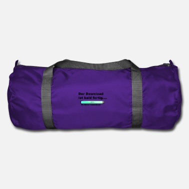 Download The download is done - Duffle Bag