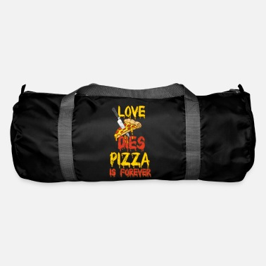 Phrases Drôles Pizza Love Food Italienne Foodjunkie Restauration rapide - Sac de sport