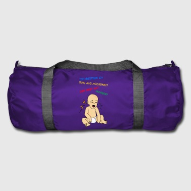 Fatigue Baby hungry fatigue - Duffel Bag