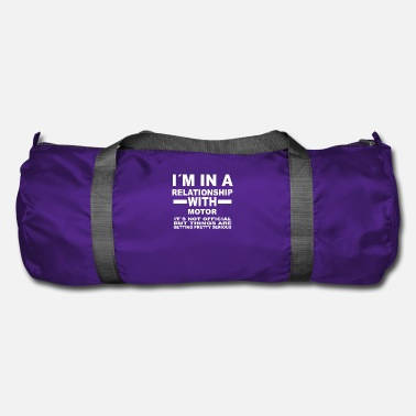 Motor Sport Relationship with MOTOR SPORTS - Duffel Bag