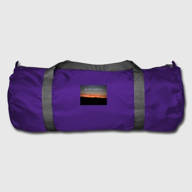Sardinia sunset - Duffel Bag