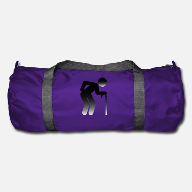 Age A Man Age At Retirement Age - Duffle Bag
