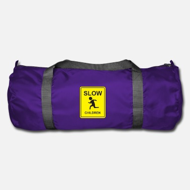 Slow Slow - Duffel Bag