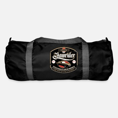 SLOW LOW - Duffle Bag
