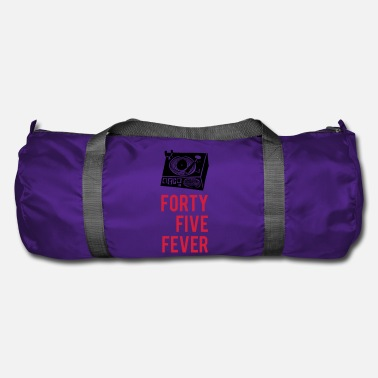 Turntable Quarante-cinq Fever Turntable - Sac de sport